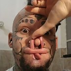 Weirdest body modification