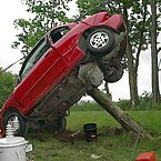 Weird Car Accidents