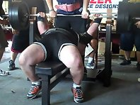 Guy and Benchpress