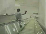 Escalator Stupidity