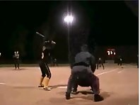 Softball Fail
