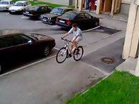 Epic Bike FAIL
