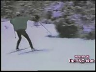 Snow sports accidents