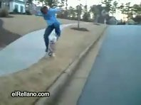 Skateboarding accidents