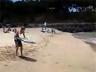 Beach Boogie Faceplant