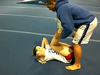 Cheerleading Accident