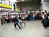 Break Dancing Accident