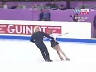 Figure skating Accident