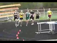 Kid Fails At Steeplechase