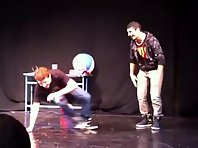 Breakdance Epic Fail