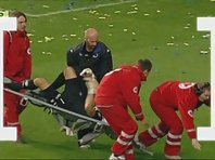 Soccer accidents