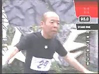 Ninja Warrior Old Man