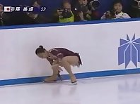 Fails in Ice Skating